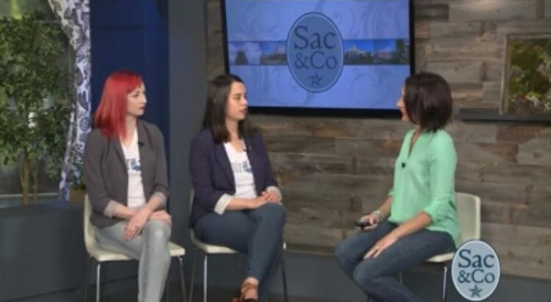 Watch EAC Co-Founders Jessilee and Emily on Sac & Co discussing our mission statement,  Once More with Feeling , art, and more! Check it out  here.
