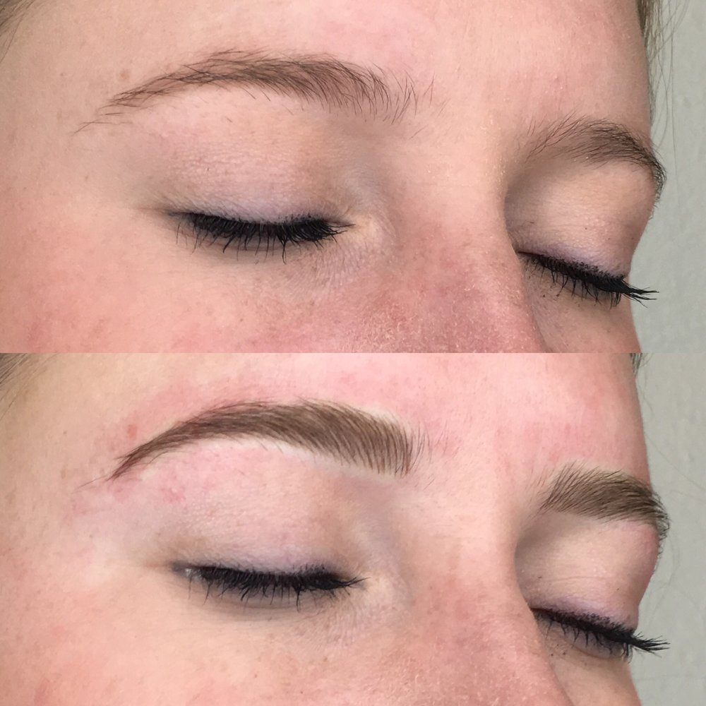 Microblading in Durham, North Carolina