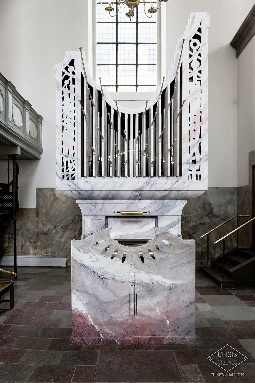 St. Trinity's Organ n°1