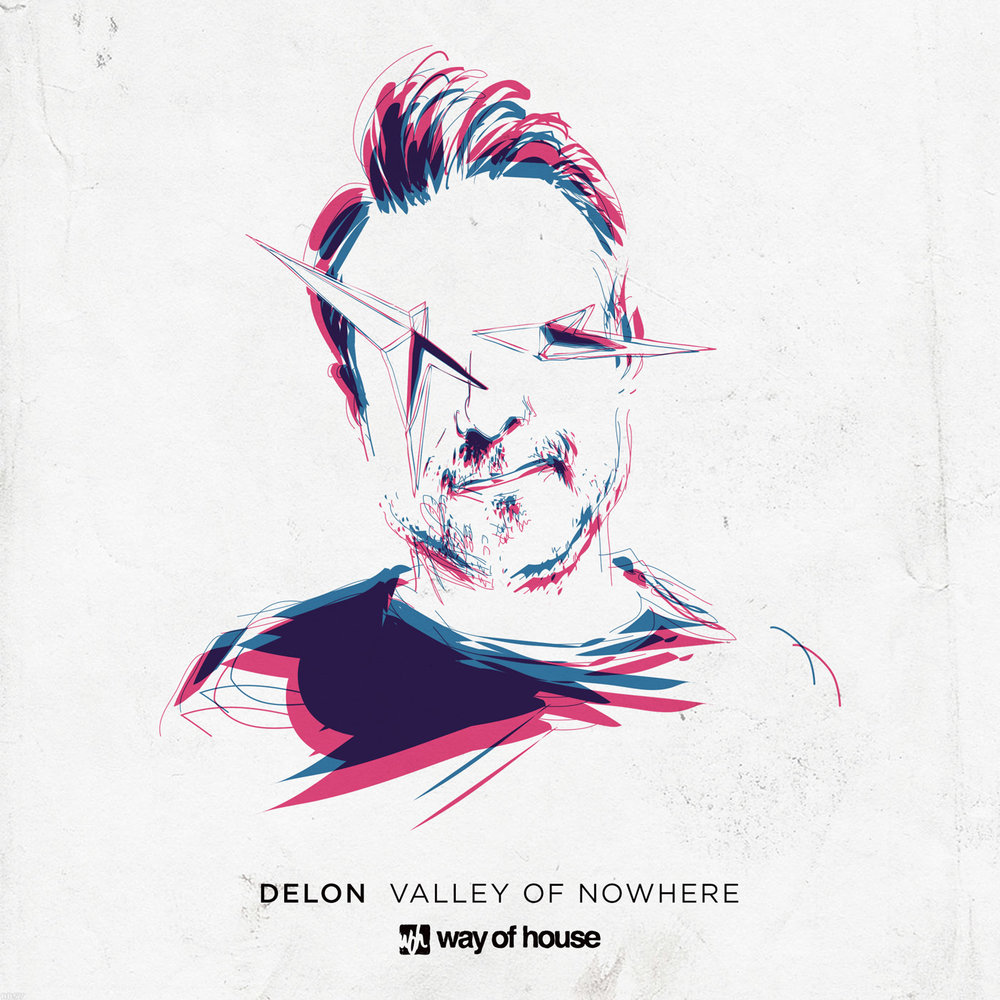 "2017 marks the return to production for the Way Of House's label boss who launches into a new project « DELON » and his new EP "" Valley of Nowhere "", delving into a fresh musical signature with a more, deep, melodic and techno edged sound. Kicking things off is 'Myway' taking things on a dark and trippy route, merging electric builds with punchy low and sharp synth soundscapes. Following up is 'Valley Of Dolls', delivering peak time sounds which site in an aerial, come melodic space, ready to work the dancefloors. Keep watch for more coming from Way Of House over the coming weeks and months.  FR : 2017 marque le retour à la production pour le boss de Way Of House qui se lance dans un nouveau projet avec la sortie d'un nouveau maxi « Valley of Nowhere » . DELON affirme une signature musicale plus aboutie  et un retour à une deep techno mélodique. « Valley of Nowhere » est composé de deux tracks ; le premier « Myway» rappelle sans nul doute son passif DJ d'after parties, moite & trippy. « Valley of dolls » nous invite à un voyage aérien et mélodique, une progression accéléré par un break « peaktime » qui aura son effet sur les dancefloors. Le label Way Of House annonce avec ce nouvel opus une série d'EP sur dans les semaines & mois à venir…"