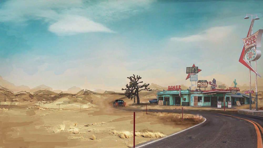 Roadtrip gennem Nevada