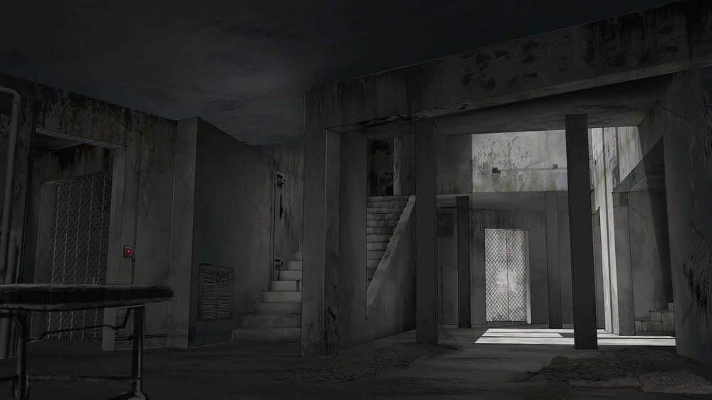 Visual - Den forladte kælder