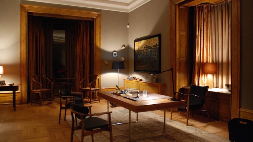 Zeuthens bolig - kontor