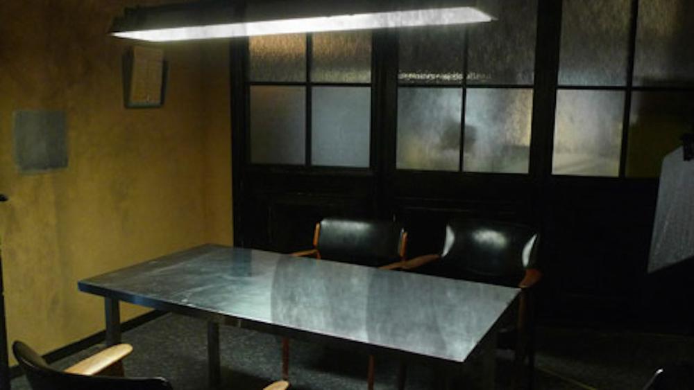 Politigården - mødelokale