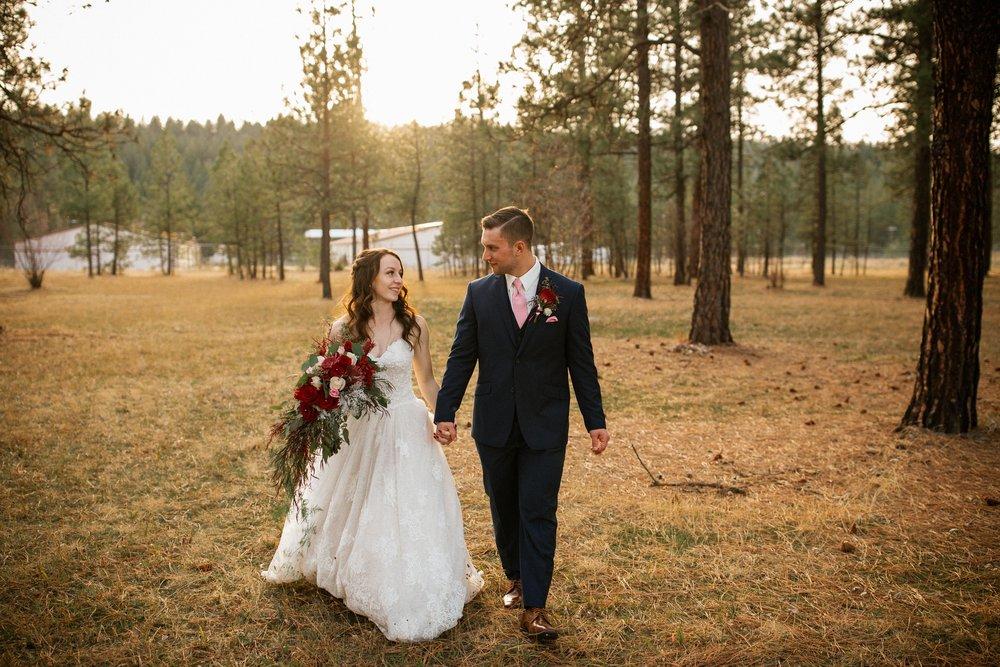 Wedding Wire Real Weddings - Stunning Spokane, WA Wedding