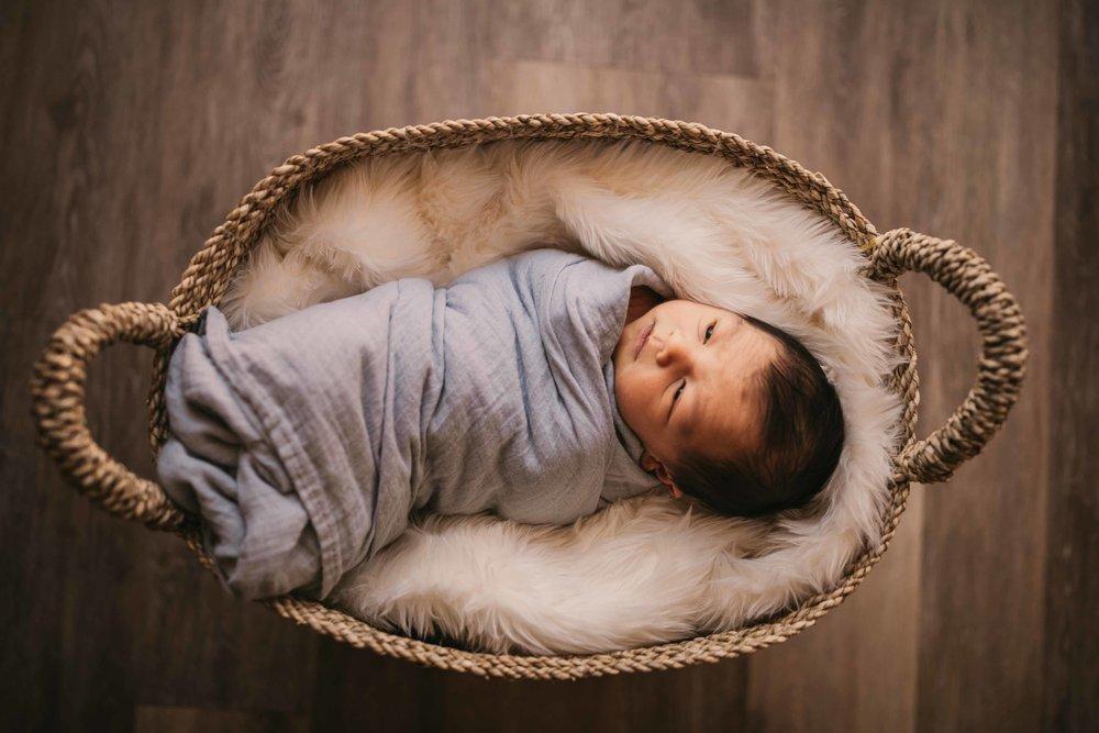 Black Diamond Newborn Photography