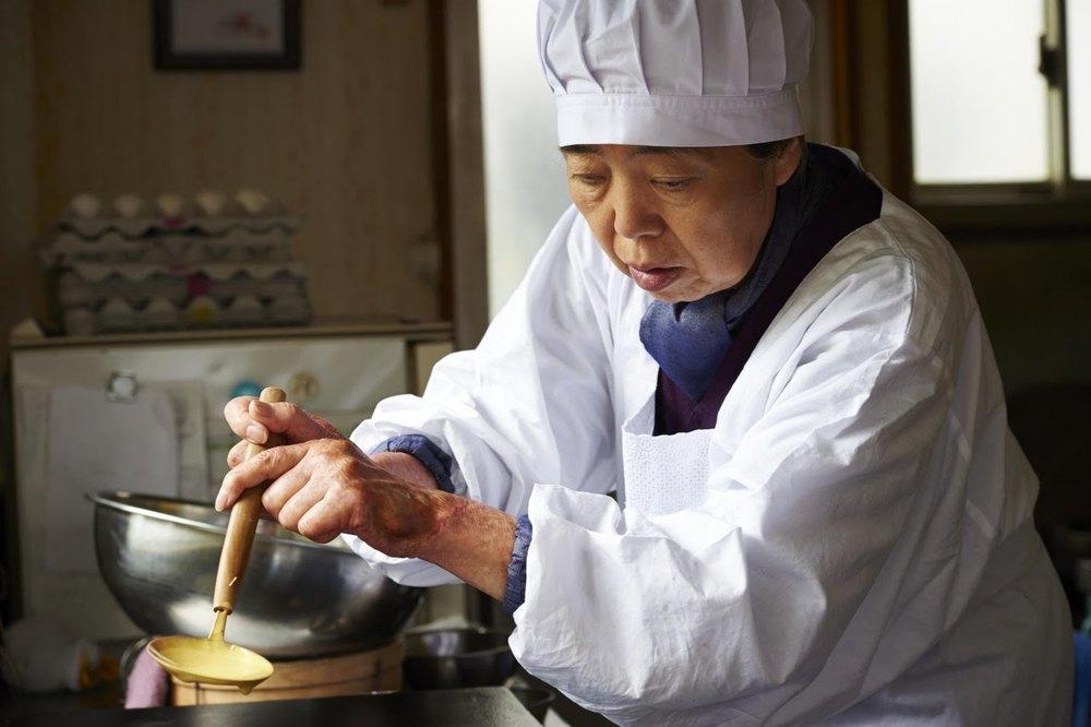 """Fotograma de """"Una pastelería en Tokio"""""""