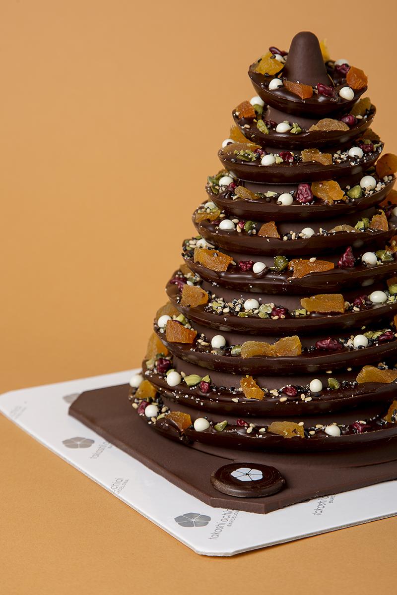 Árbol de chocolate