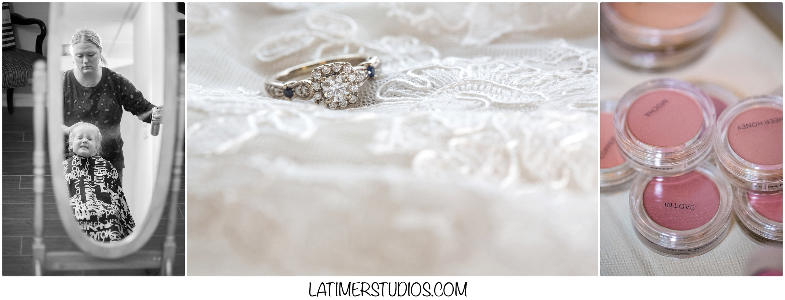 Latimer Studios Photography capturing wedding details at Red Jacket Mountain View in North Conway, NH