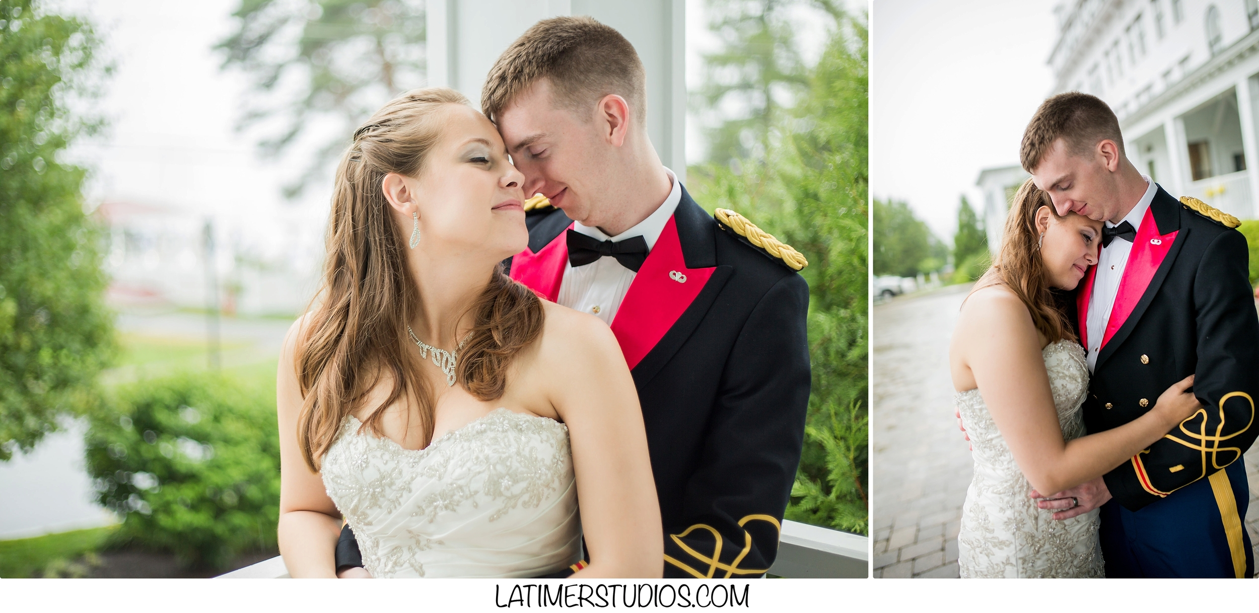 Latimer Studios Photography capturing a bride and groom at Wentworth by the Sea in Rye NH