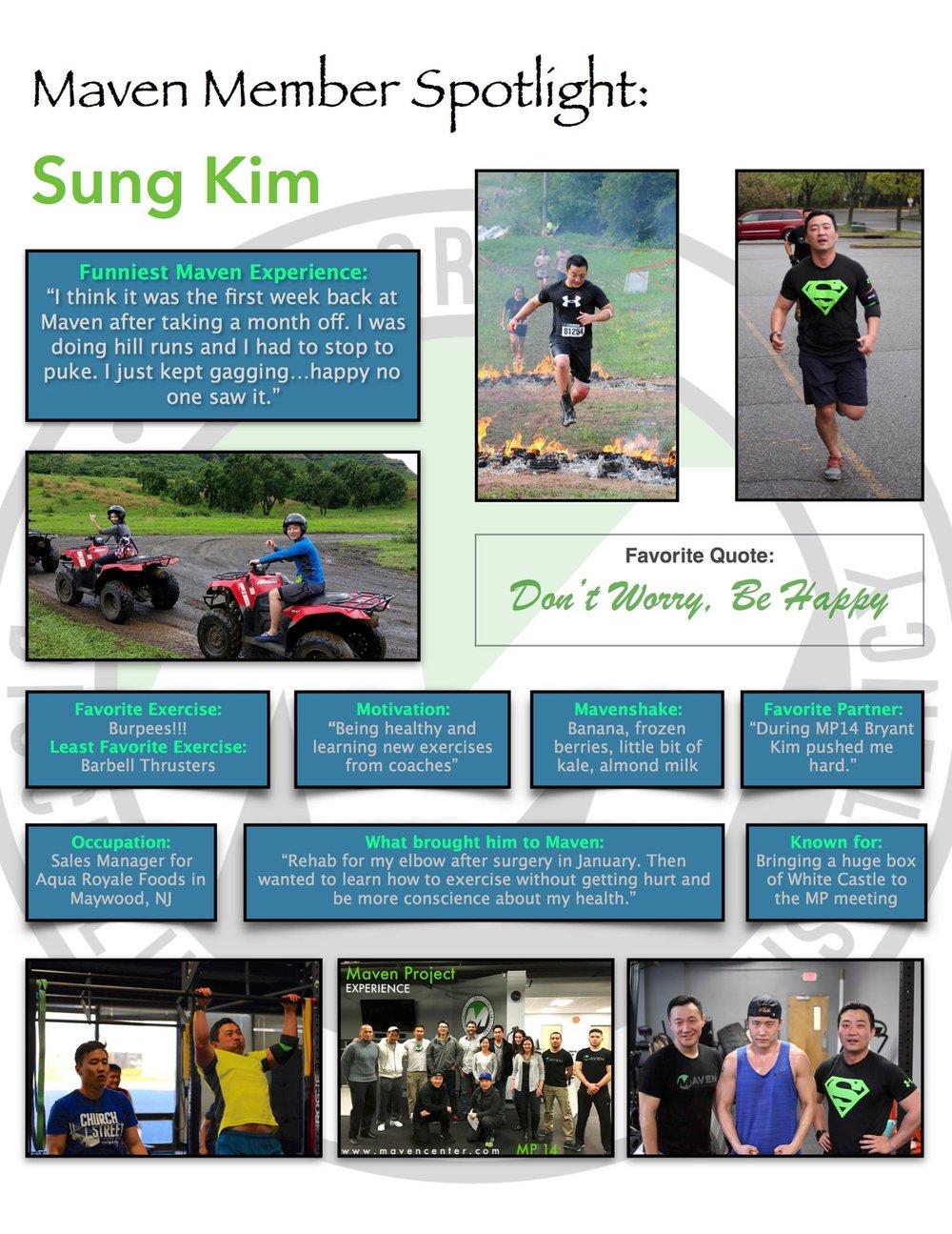 Sung Kim's Spotlight
