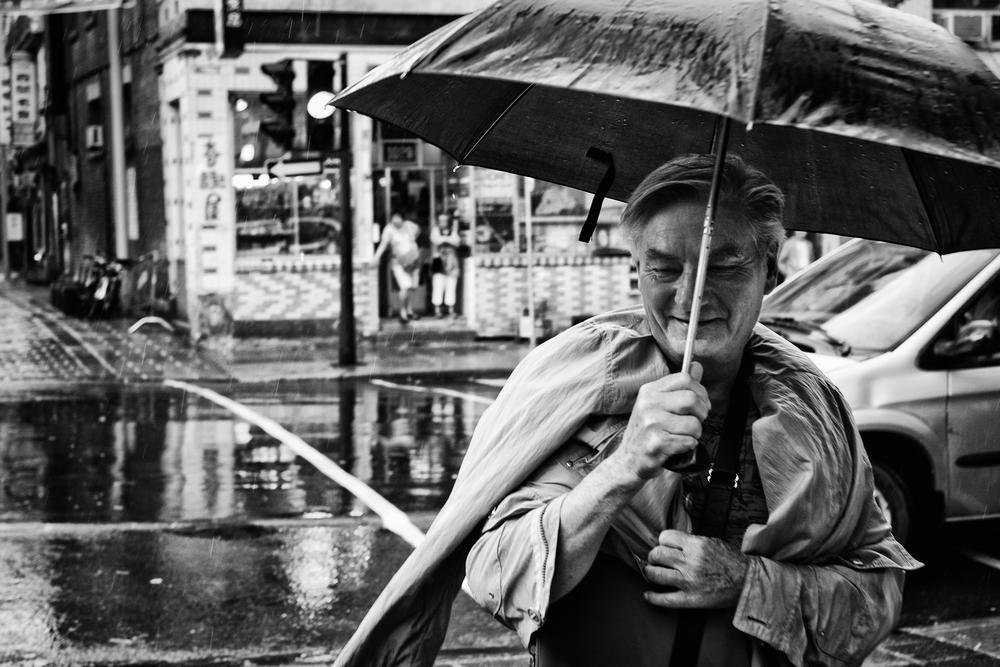 I am only happy when it rain III
