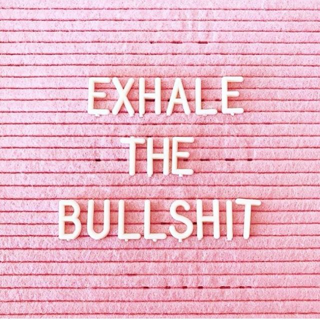 🌬let go of the excuses, negativity and BS that stops you from achieving your goals and living the life you aspire to. 📷: @girlcrush.collective  #girlboss #smartgirlssweat #womeninbiz #womenempowerment #womeninbusiness #hustle #feminist #bestself #entrepreneurship #werk