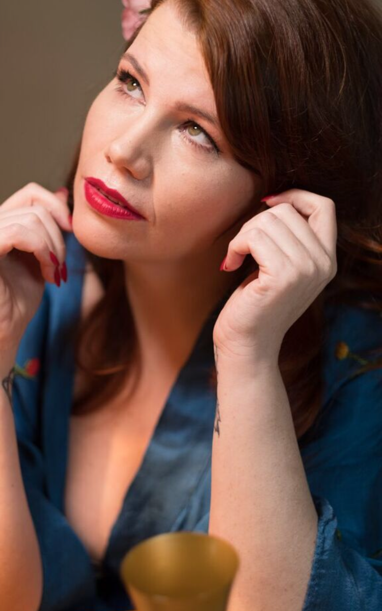 Photography by  John Dawson . Make Up by  Ciara McCarthy .