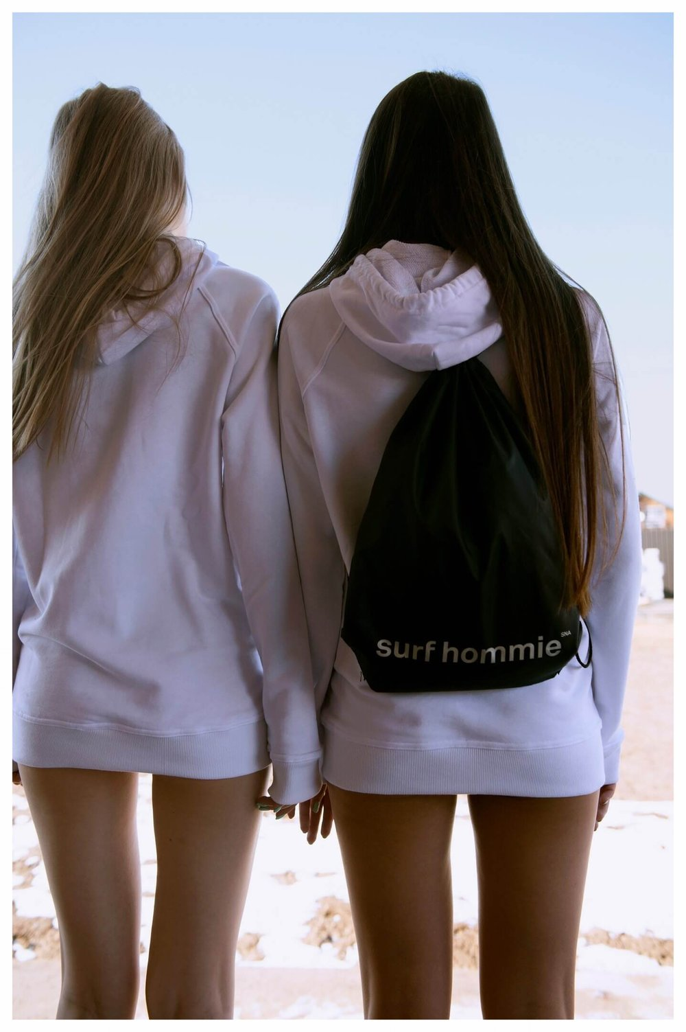 Surf Hommie girls