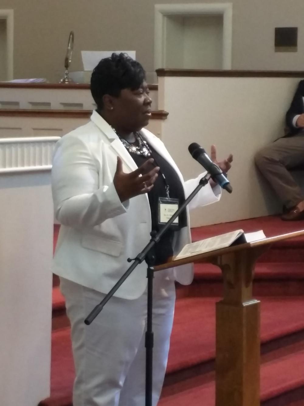 Rev. Dr. Christal Williams