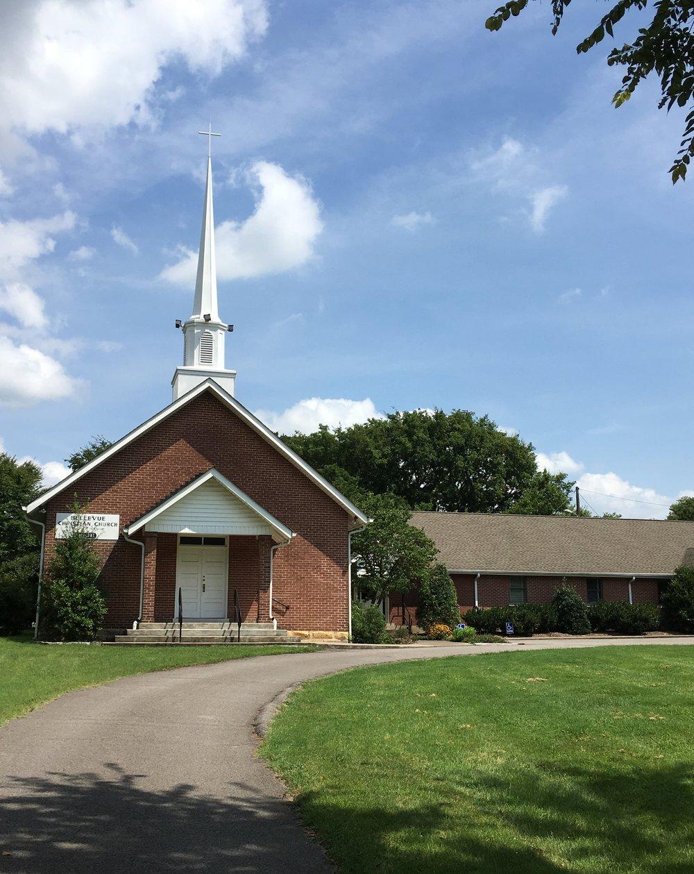 Bellevue Christian Church