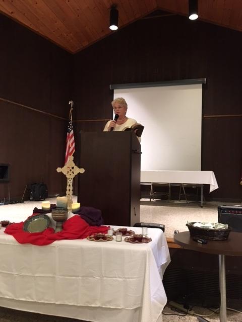 Rev. Dee Moore-Wells