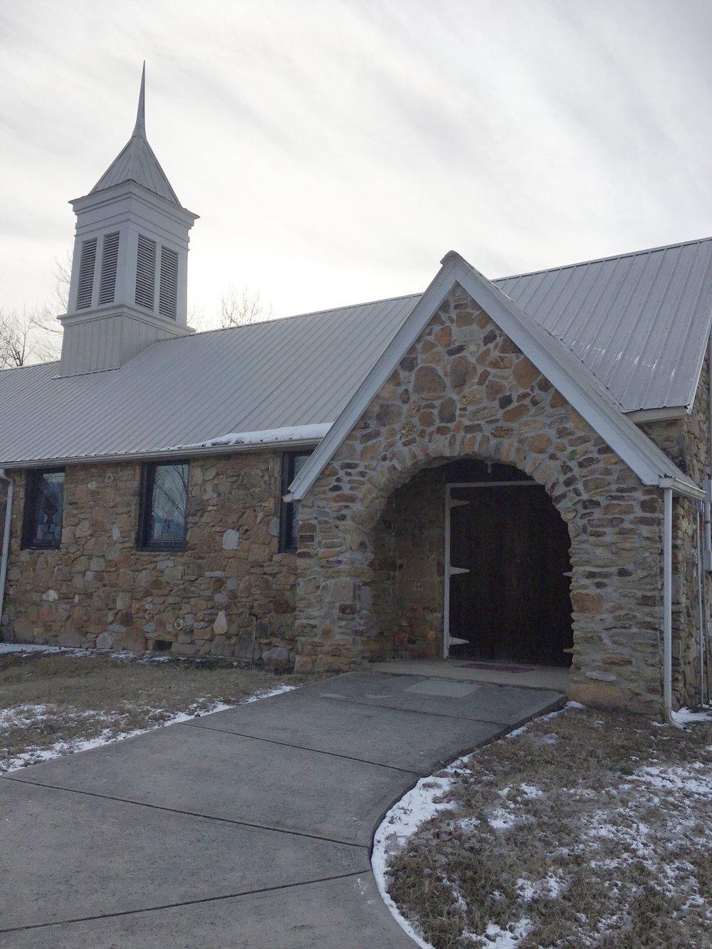 Millers Chapel CC Alpine Tennessee