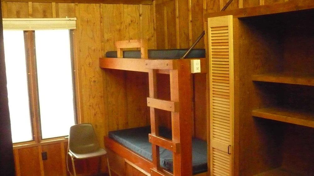 Lodge Bunks and Lockers.JPG