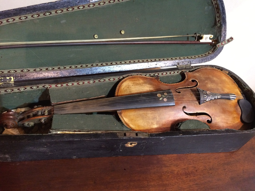 Civil War Violin
