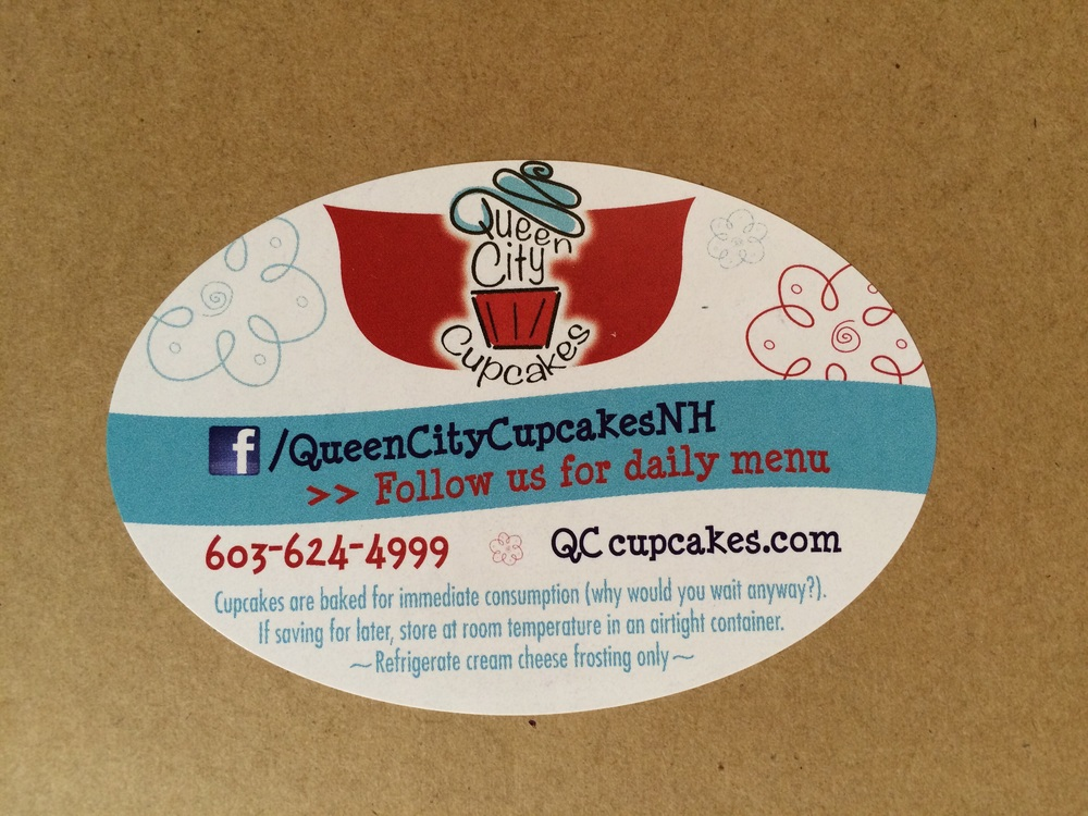 Cupcake fuel supplied by Queen City Cupcakes