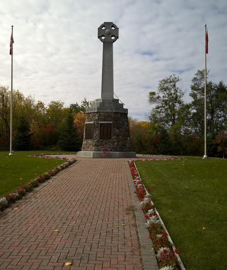 Alexandria Cenotaph