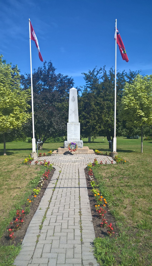 Maxville Cenotaph