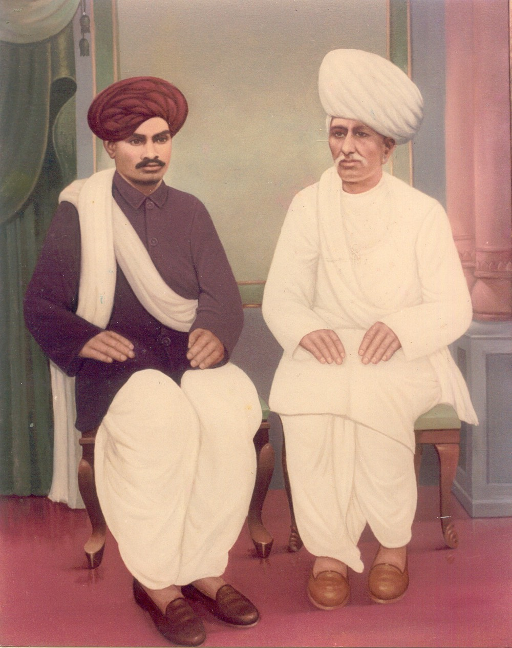 Shrimad Rajchandra and Shree Saubhagbhai