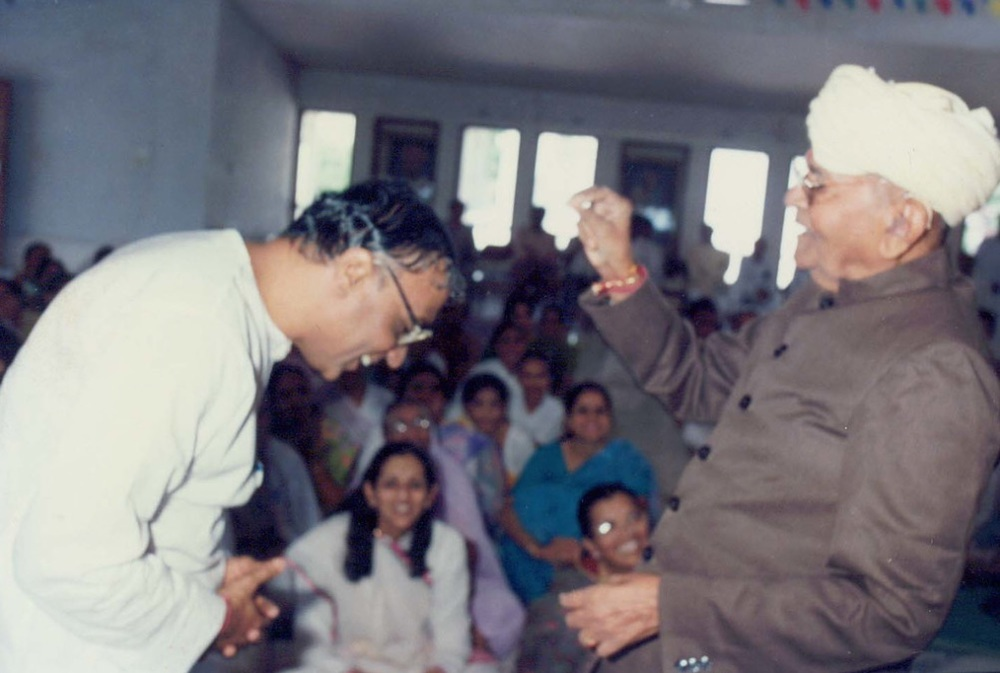 Bapuji and Bhaishree.jpg