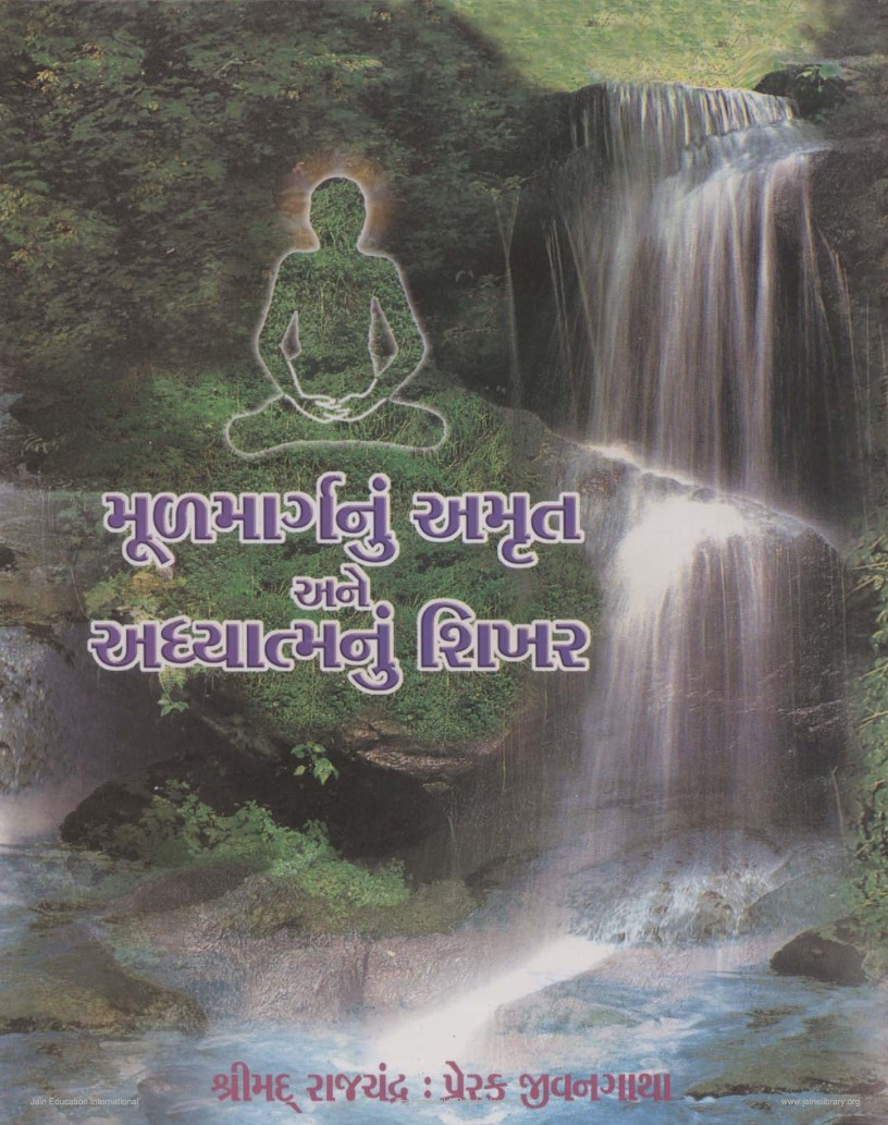 Pinnacle of Spirituality gujarati cover.jpg