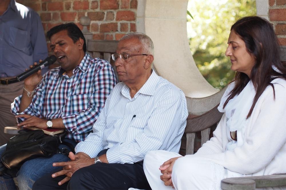 Bhaishree, Vikrambhai and Minalben.jpg