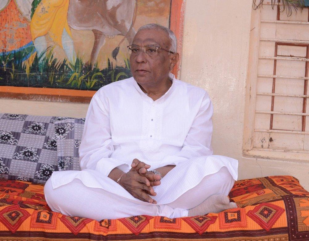 Bhaishree sitting.jpg
