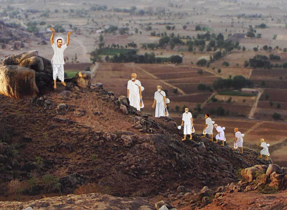 Krupaludev climbing with munis in idar.jpg
