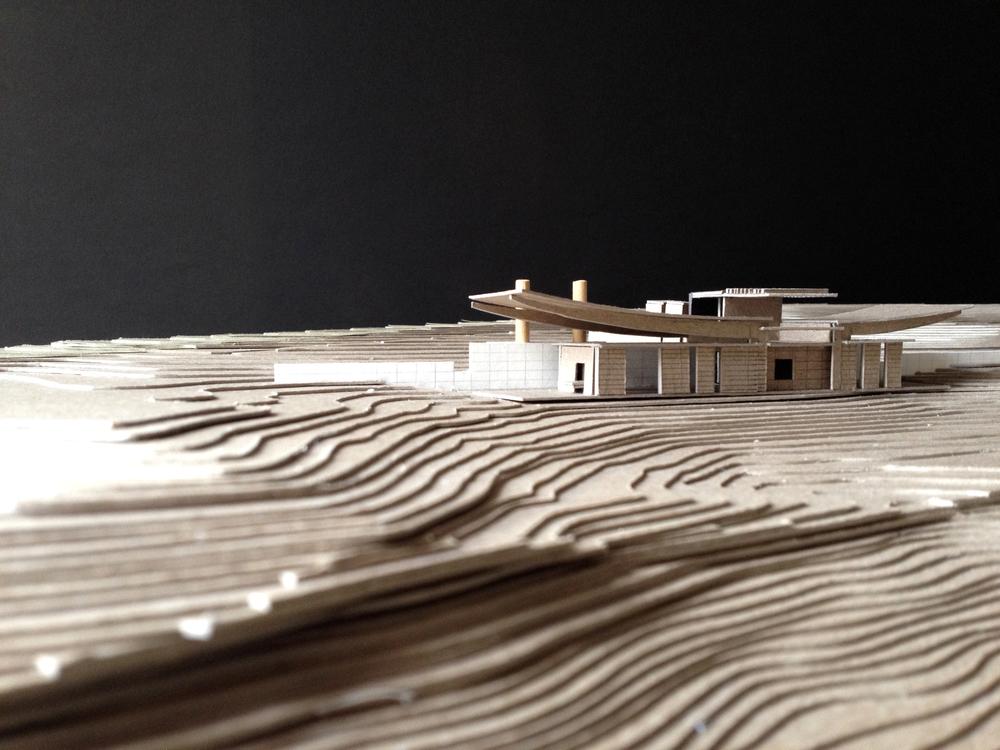 Xuxi House Premises Architecture Pllc
