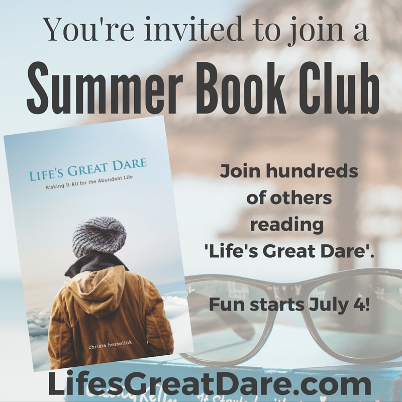 Click the image and find out more about the Book Club!