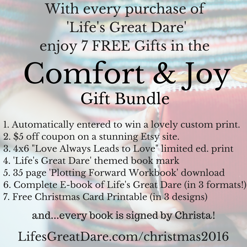 """Click the image to be directed to the """"Comfort & Joy"""" Christmas Bonus Bundle!"""