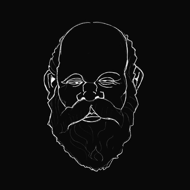 Socrates by David Lee
