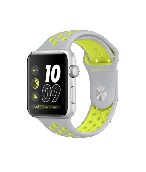 Apple + Nike