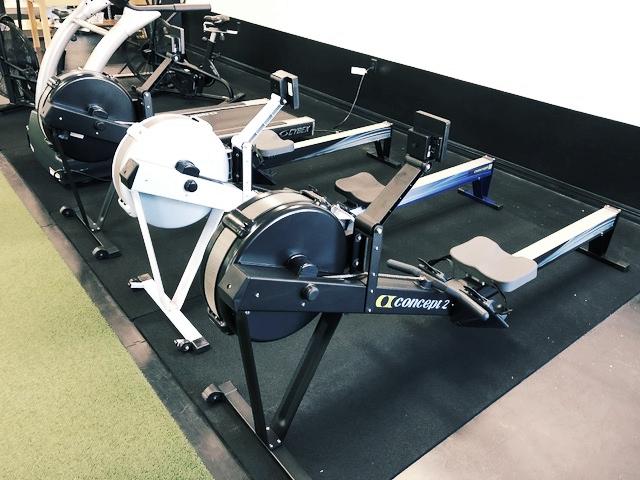 Concept II Rower