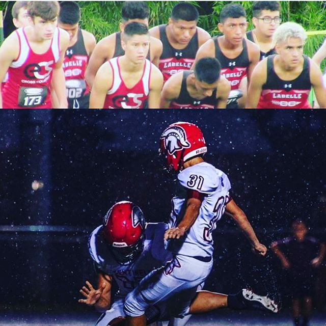 Congrats #2TheTop athlete @trevor.magner for #crushingit as a dual sport athlete this fall with the @ecs_sentinels football and cross country teams! So proud of you! #hardworkpaysoffs 💥💯💪 Copy the @newspresssports link in to your browser.... https://www.news-press.com/story/sports/high-school/2018/10/08/trevor-magner-plays-football-cross-country-evangelical-christian/1534107002/