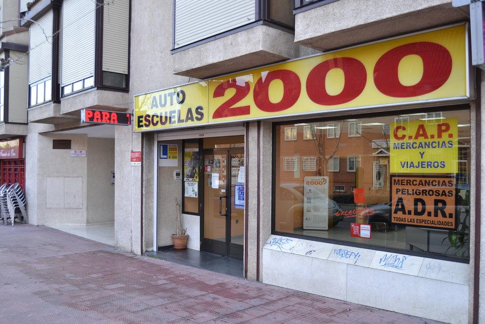 Avenida de la Concordia nº 19, 28840. MEJORADA DEL CAMPO.