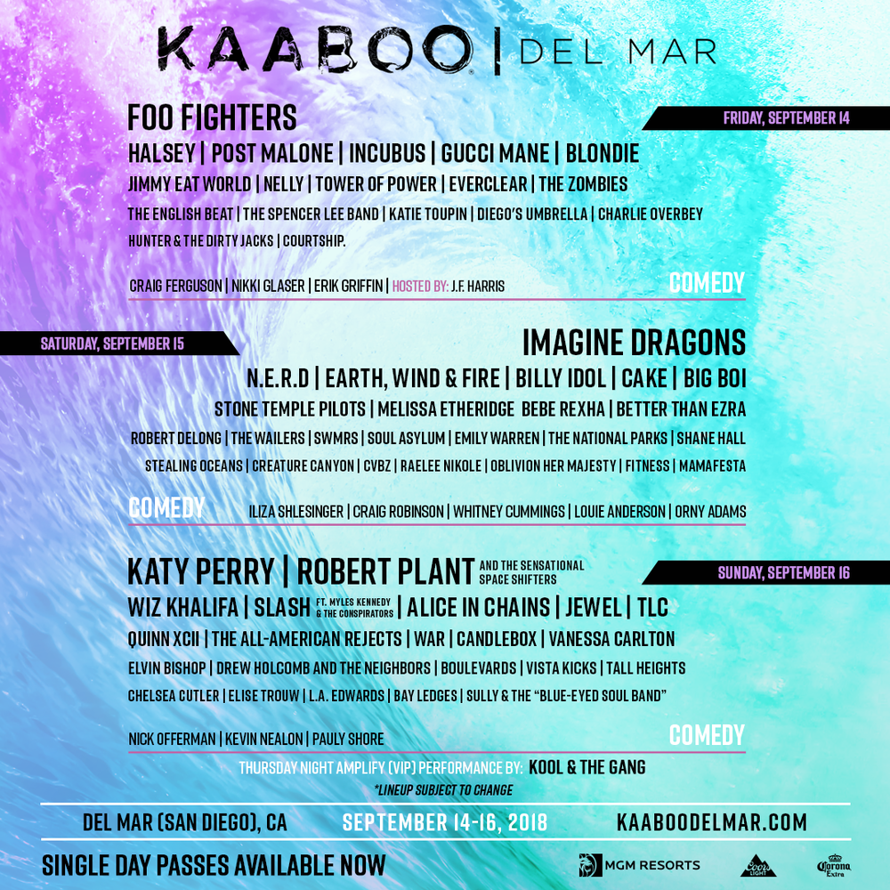 KAABOO Daily Lineup.png