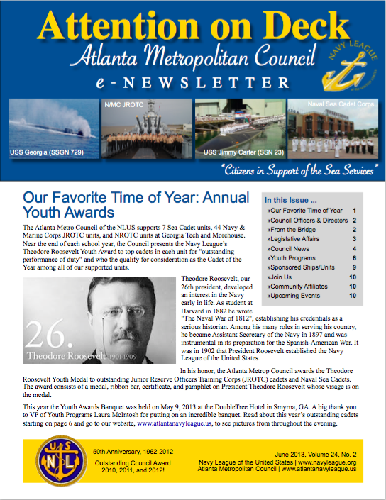 2ND QUARTER NEWSLETTER