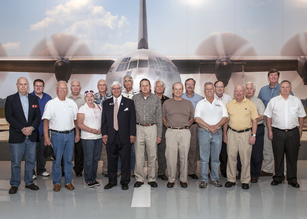 Atlanta Council members tour Lockheed facilities