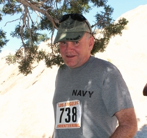 CAPT Sean King participated in the naval science instructor race.