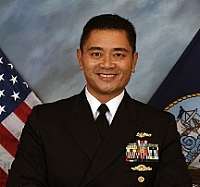 RADM Alan J. Reyes, Command