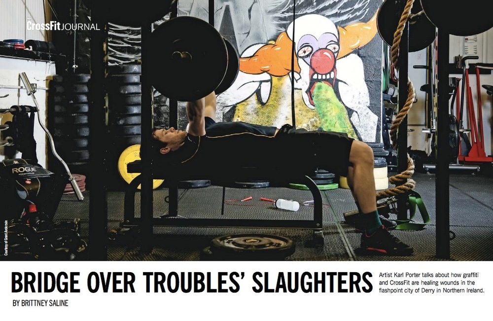 Rogue fitness garage gym courtesy of paul rivera start facebook