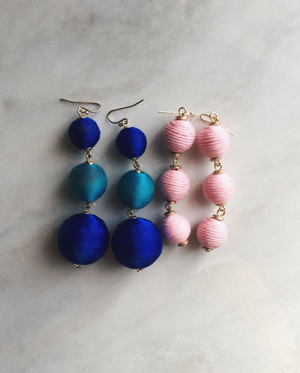 EARRINGS: SUGAR FIX x BAUBLE BAR | ANNA & AVA