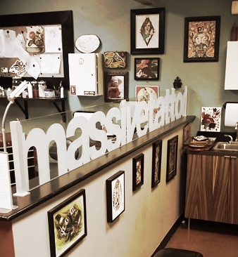 Massive Tattoo StudioMassive Tattoo